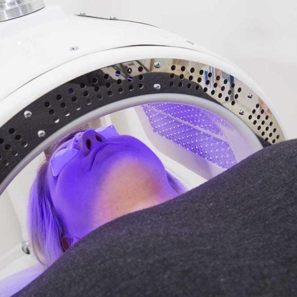Dermalux LED Light Therapy Symétrie Aesthetic Clinic Oldswinford Stourbridge West Midlands