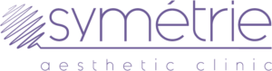 Symetrie Full Logo Purple