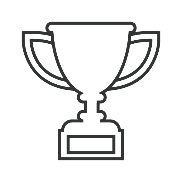 Award Icon Final Black