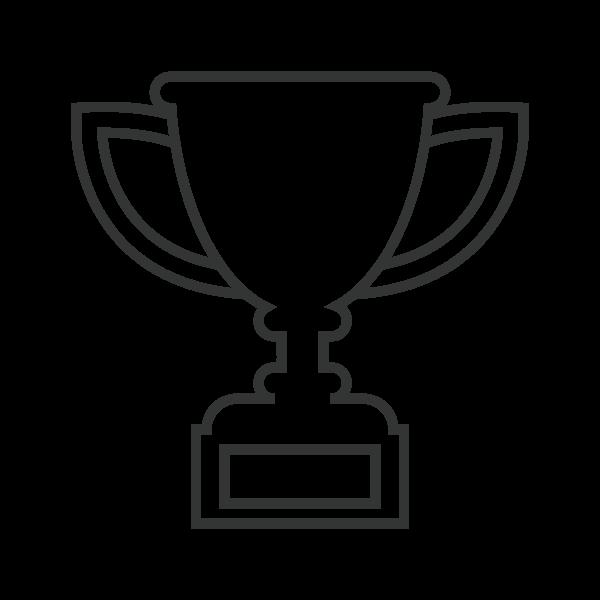 Award Icon Final Black