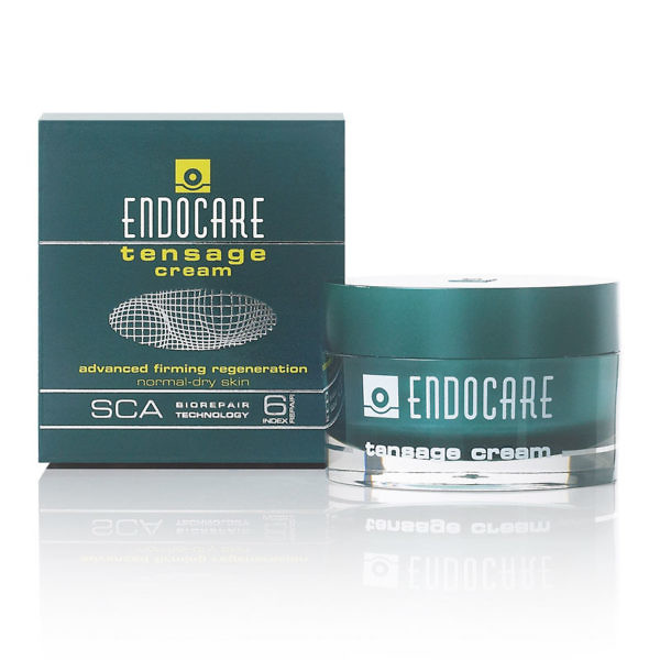 Endocare Tensage Carton And Jar